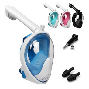 New generation diving mask...