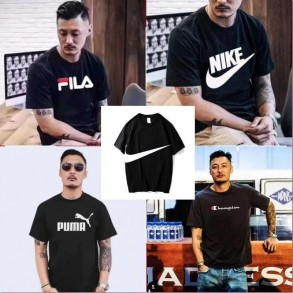 100% cotton T-shirt with...