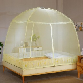 Bed mosquito net with...
