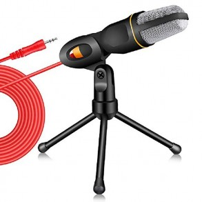 Wired diffusion microphone...