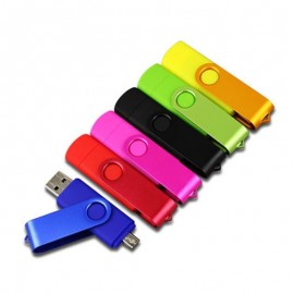 USB key 32 GB dual use PC...