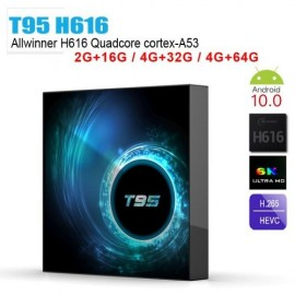 TV Box T95 H616 Android 10...