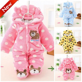 Flannel baby clothes - Ref...